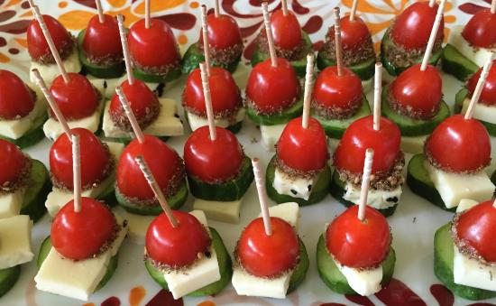 Lebanese Cuisine Catering and Cooking Classes