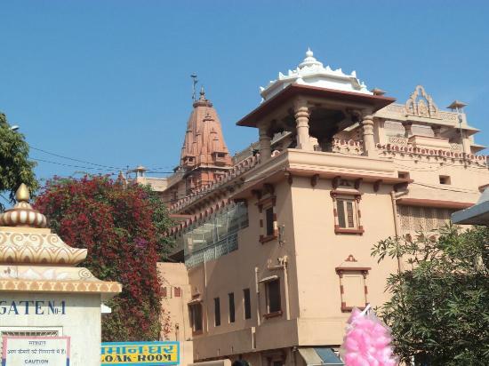 Krishna Janmabhoomi Temple