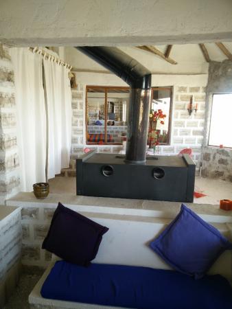 Hotel de Sal Luna Salada: Áreas comuns do Hotel