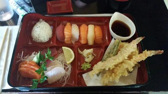 Kenko Sushi: Sushi/Sashimi &Tempura