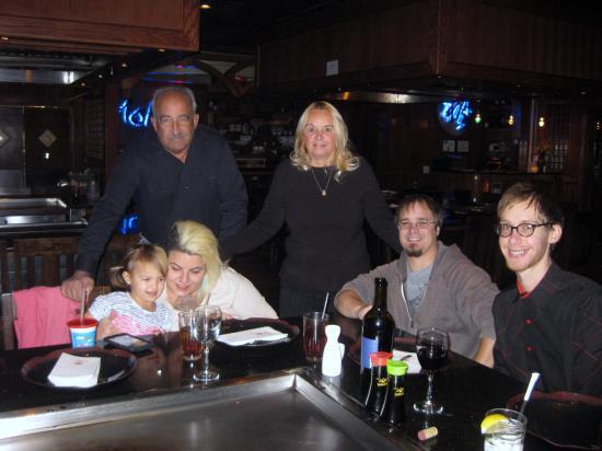 Rio Grande, NJ: Family dinner place