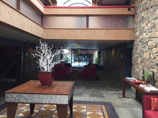 Hall Picture Of Fountaingrove Inn Santa Rosa Tripadvisor