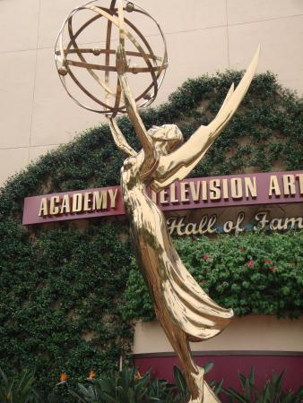 ‪Academy of Television Arts and Sciences Hall of Fame Plaza‬