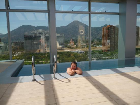 Foto de hotel plaza el bosque nueva las condes santiago for Piso relax santiago
