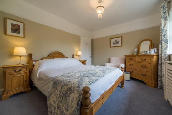 Orchard Way Bed & Breakfast : Room 2 double room with ensuite bathroom