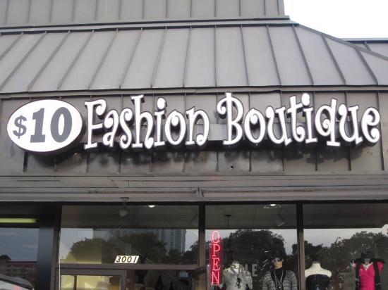 $10 Fashion Boutique