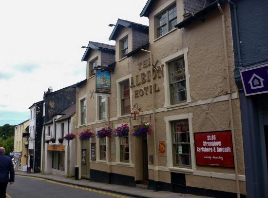 The Albion Hotel Bangor Restaurant Reviews Phone Number Photos Tripadvisor