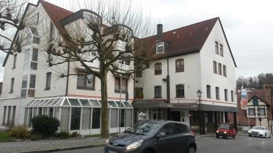 Weingarten, Tyskland: Aussenansicht