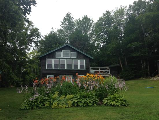 Lincoln, ME: Our main lodge