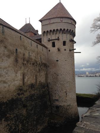 Chateau de Chillon: Замок Шиллон