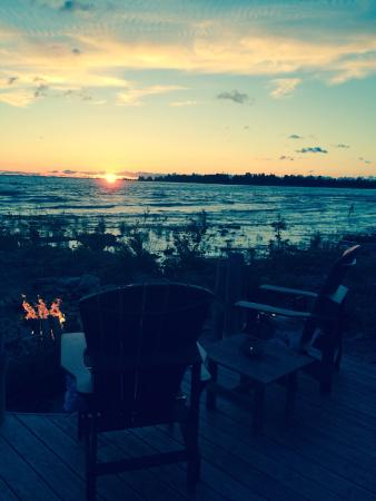 Gales Haven Bed and Breakfast: Gorgeous sunsets
