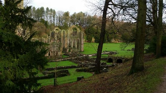 Fountains Abbey and Studley Royal Water Garden: 20160110_112900_large.jpg