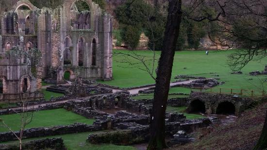 Fountains Abbey and Studley Royal Water Garden: 20160110_112907_large.jpg