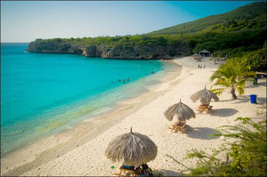 Sint Willibrordus, Curacao: Strand Große Knip Curacao