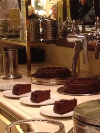 Hotel Erzherzog Rainer: Dolce Sacher