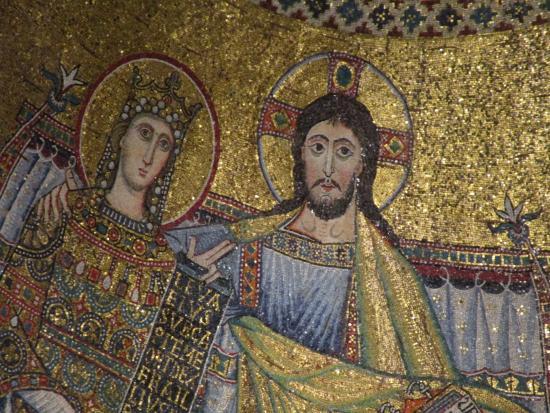 Guía turistica no convencional para Roma Santa-maria-in-trastevere