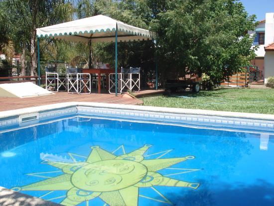 Bungalows Las Chimeneas, Hotels in Federación