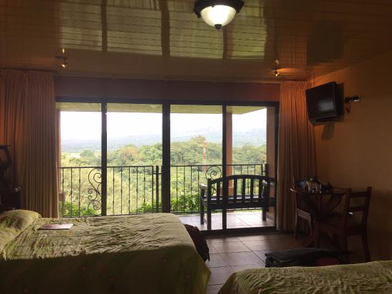 Linda Vista Hotel: Jr. Suite with an incredible view
