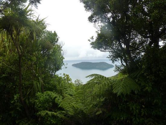 Μονοπάτι Κουίν Σάρλοτ: First hill climbed