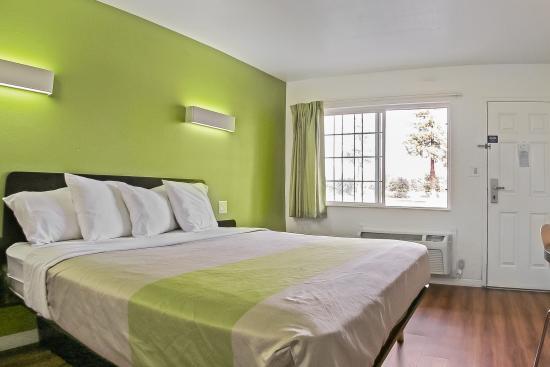 موتيل 6 فيزاليا: Guest Room