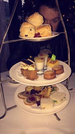 Adare Manor: Afternoon Tea.