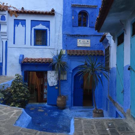 Casa Perleta: Entrance