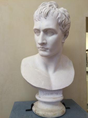 Museo Lombardi - Marie Louise and Napoleon: Busto di Sua Maestà l'Imperatore