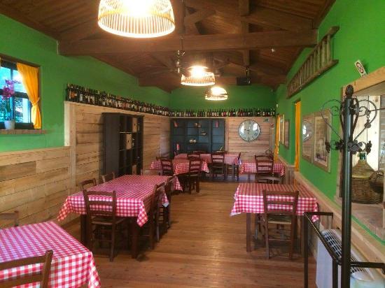 Osteria la casa di paglia ripalimosani restaurant - Casa di paglia ...
