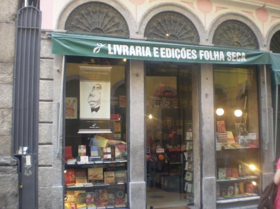 Livraria e Edições Folha Seca