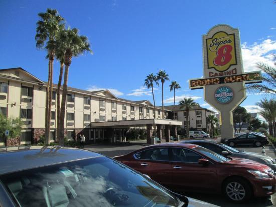 ellis island hotel las vegas reviews