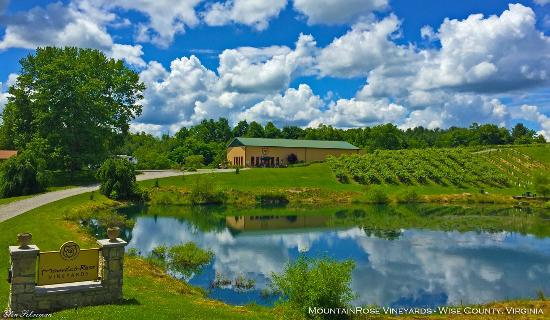 Wise, VA: MountainRose Vineyards Winery