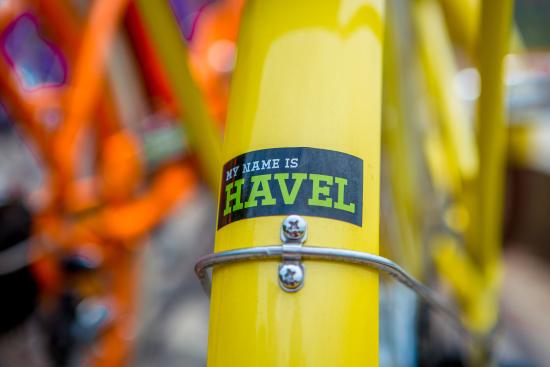I Like EBike : With love to Mr.Havel and passion of life!