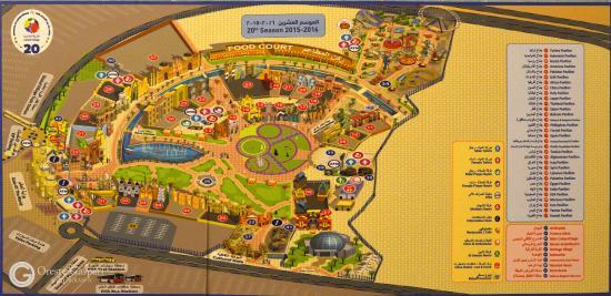 global village map