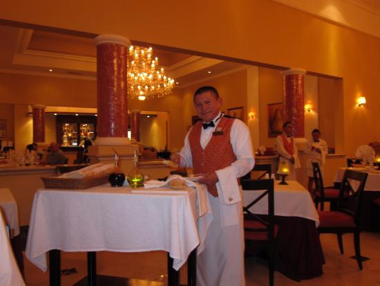 Dreams Tulum Resort & Spa: Italian restaurant