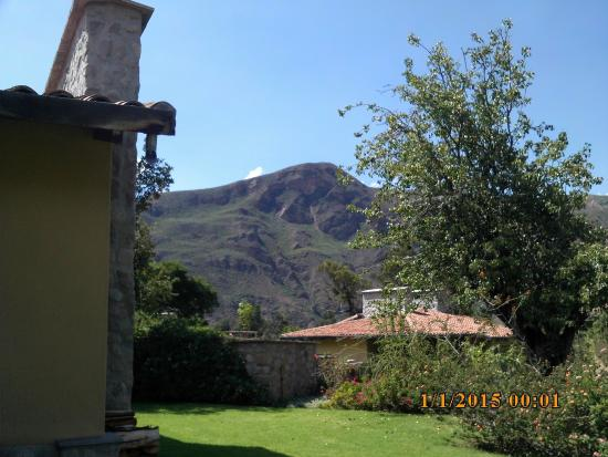 Sol y Luna: Mountain views are spectacular
