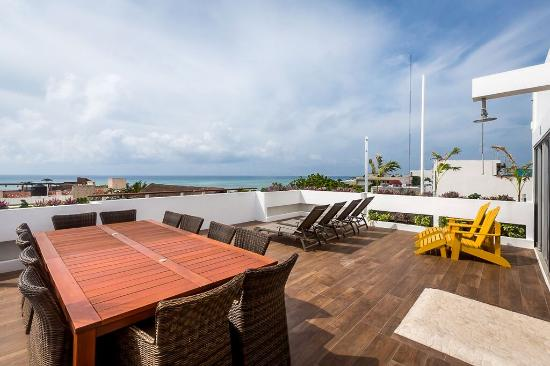 Xtudio Comfort Hotel by Xperience Hotels: lounge- roof top