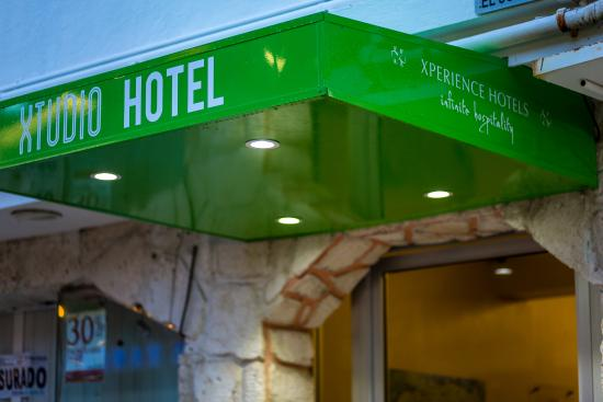 Xtudio Comfort Hotel by Xperience Hotels: hotel- entrance