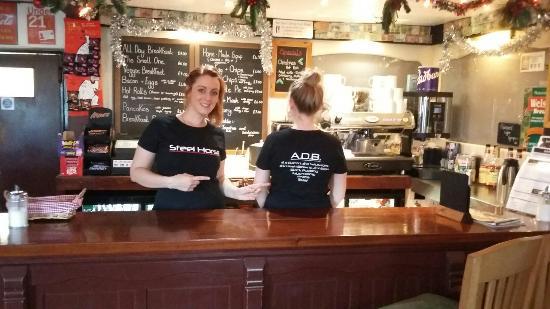 Abergavenny, UK: Steel Horse Cafe
