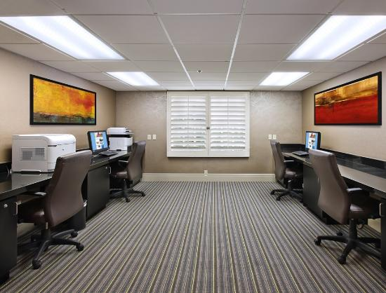 Embassy Suites by Hilton Hotel Palm Desert: Business Center