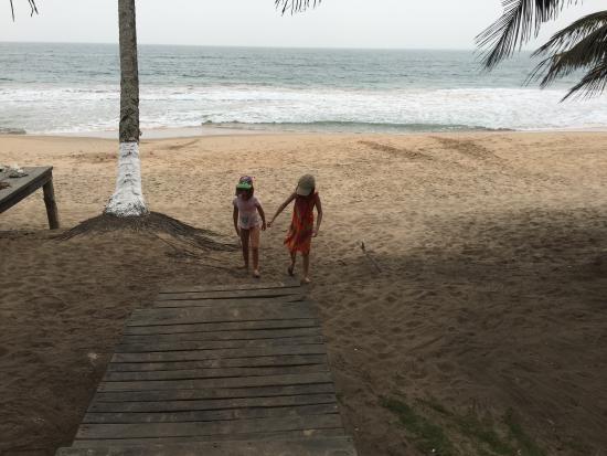 Busua, Ghana: Beach
