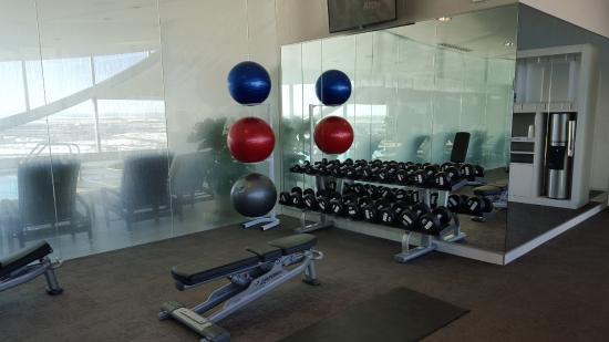 fitness center picture of the westin denver international airport rh tripadvisor ca