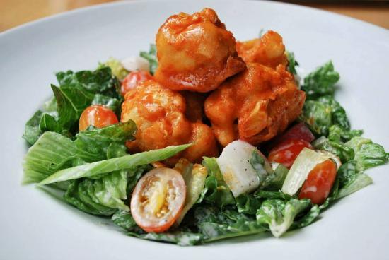 Great Sage: Buffalo Cauliflower Salad