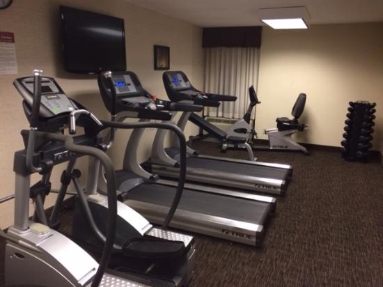 Drury Inn Indianapolis: Workout room