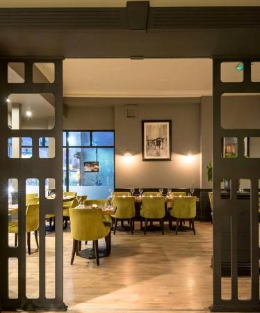 the dining room picture of six brighton tripadvisor rh tripadvisor com