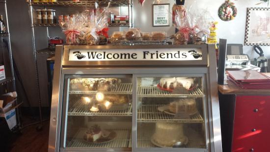 Trenton, Μίσιγκαν: Dessert Case