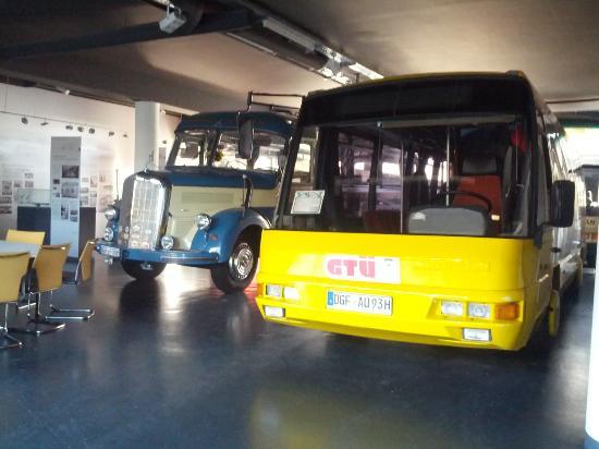 Neotel Stuttgart: автобусы