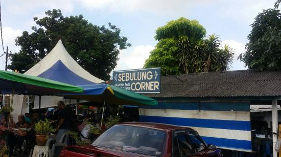 Sebulong Corner