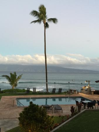 Noelani Condominium Resort: View from unit 111