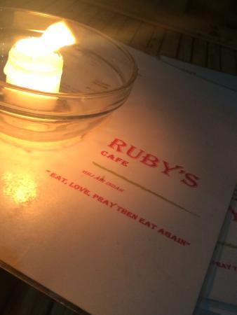 Ruby's Cafe : photo3.jpg