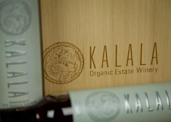 West Kelowna, Canada: Kalala Organic Estate Winery
